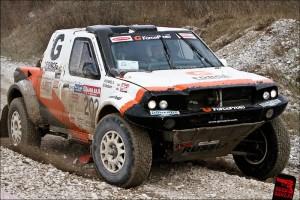 Italian Baja 2012: старт на Световния крос-кънтри шампионат