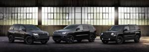 Нова серия Jeep Altitude за Grand Cherokee, Compass и Patriot (галерия)
