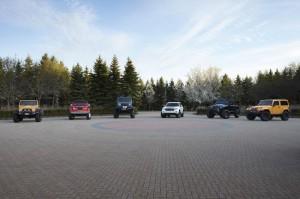 Jeep представи официално концептите си за Moab Easter Jeep Safari (галерия)