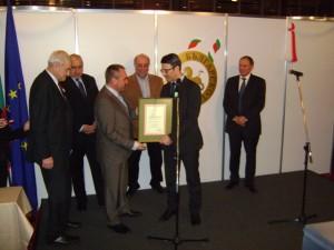 "Литекс Моторс получи награда ""Златна мартеница"" за 2011 г."