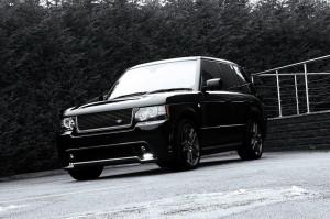 Range Rover Harris Tweed Edition от Kahn (галерия)