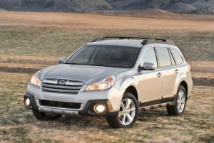 Subaru представи обновените Legacy и Outback