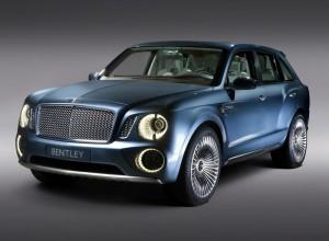 Разкриха техническите характеристики на Bentley EXP 9 F SUV в Пекин