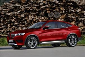 Така ли ще изглежда бъдещия BMW X4?