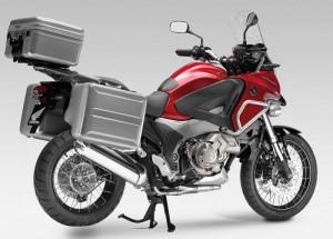 Honda Crosstourer SE: за още по-заклети пътешественици
