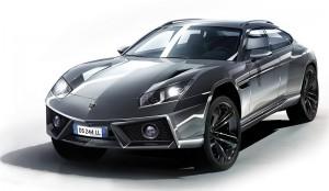Lamborghini Deimos ще е името на новия италиански супер SUV?