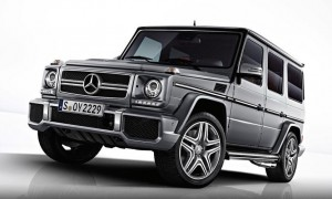 Ето го Mercedes G63 AMG (галерия)