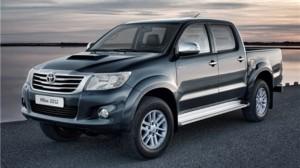 5 000 000 продадени автомобила на платформата на Toyota Hilux