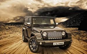 Безгрижният Jeep Wrangler на Vilner (галерия)