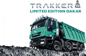 Iveco пусна специална серия Trakker Limited Edition Dakar