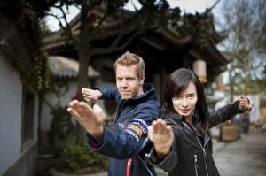 Кунг Фу Фетел – Kung Fu Vettel: Drive of the Dragon (видео)