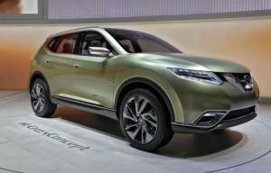 Nissan Qashqai 2014 ще бъде с подобрени характеристики и по-екологичен