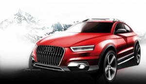 Ще видим Audi Q2 в Париж!