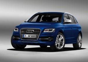 Audi SQ5 битурбо дебютира на Льо Ман (галерия+видео)