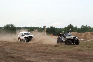 Първият специален етап на рали Breslau Poland 2012 е в разгара си (галерия)