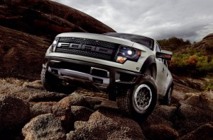 Обновена версия Ford F-150 SVT Raptor