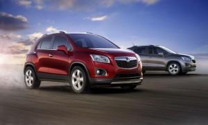 Holden Trax ще атакува австралийския пазар догодина
