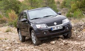 Фейслифтът на Suzuki Grand Vitara ще дебютира в Москва