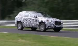Spyshots: BMW X5 2014 в действие (видео + галерия)