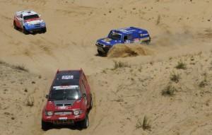 Ценков и Маринов с отлично темпо в Silk Way Rally 2012