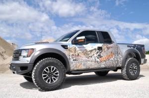 Geiger Cars напомпаха Ford F-150 SVT Raptor с 600 к.с.