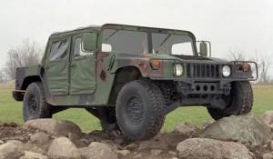 Направи си сам… Humvee
