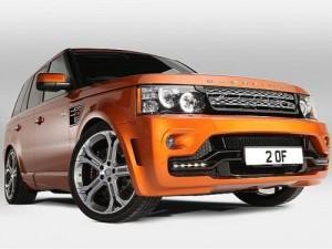 Range Rover Sport GTS-X от Overfinch (галерия+видео)