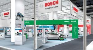 Бош ще покаже многобройни иновации на Automechanika 2012