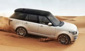 Times определи новия Range Rover за най-добър всъдеход