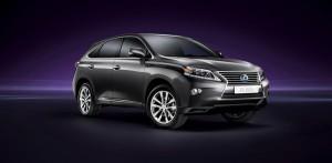 Обновеният Lexus RX 450h вече е на българския пазар