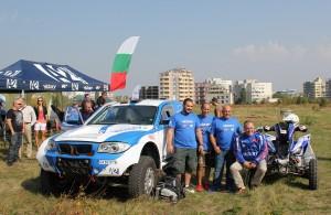 """Bulgaria Off-road Team в подготовка за рали """"Мароко"""" и """"Дакар 2013"""""""