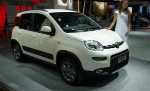 Fiat Panda 4×4 ще е в основата на бъдещия мини Jeep?