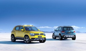 Компактният оф-роудър Volkswagen Taigun дебютира в Бразилия (галерия)