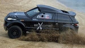 Range Rover Evoque Desert Warrior 3 за рали Дакар