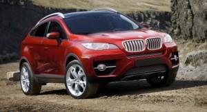BMW X4 ще бъде показан на автосалона в Детройт през зимата