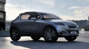 Очакваме кросоувъра Peugeot 1008?