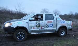 Калта доминираше през втория ден на Бургас Offroad 2012