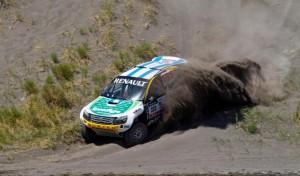 "Renault Duster Team ще участва на рали ""Дакар"" 2013 (видео)"