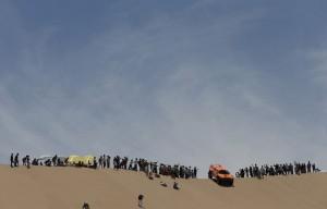 Рали Дакар 2013: репортаж етап 12 Ла Риоха – Копиапо