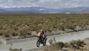 Ценков и Алексиев завършиха успешно етап 7 на рали Дакар 2013