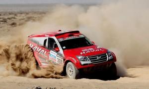 Great Wall Hover с 6-ото място на финала на рали Дакар 2013