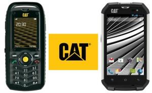Удароустойчиви телефони Caterpillar Cat phones от OFF-road.BG
