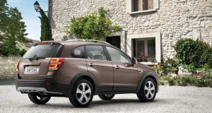 Chevrolet Captiva (MY 2013)