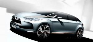 Citroen DSX ще дебютира в Шанхай през април
