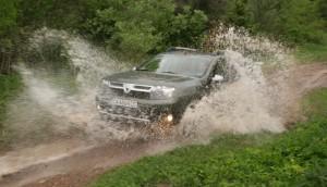 Шик в гората: тест Dacia Duster Delsey