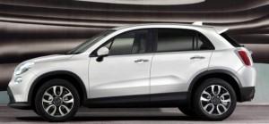 Това ли ще е новият Fiat 500X? Ще видим в Женева!