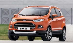 Европейският Ford EcoSport ще видим в Женева