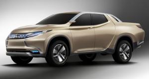 Хибридният Mitsubishi GR-HEV показва бъдещия L200