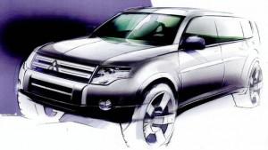Наследникът на Mitsubishi Pajero се отлага засега