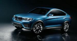 BMW X4 вече и като официална концепция, скоро и сериен